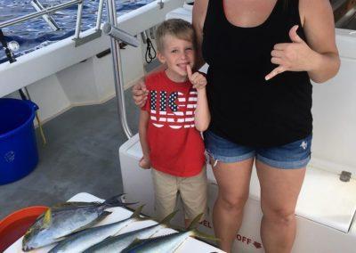 Maui fish catch