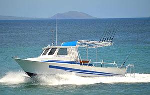 Pamela Fishing Boat